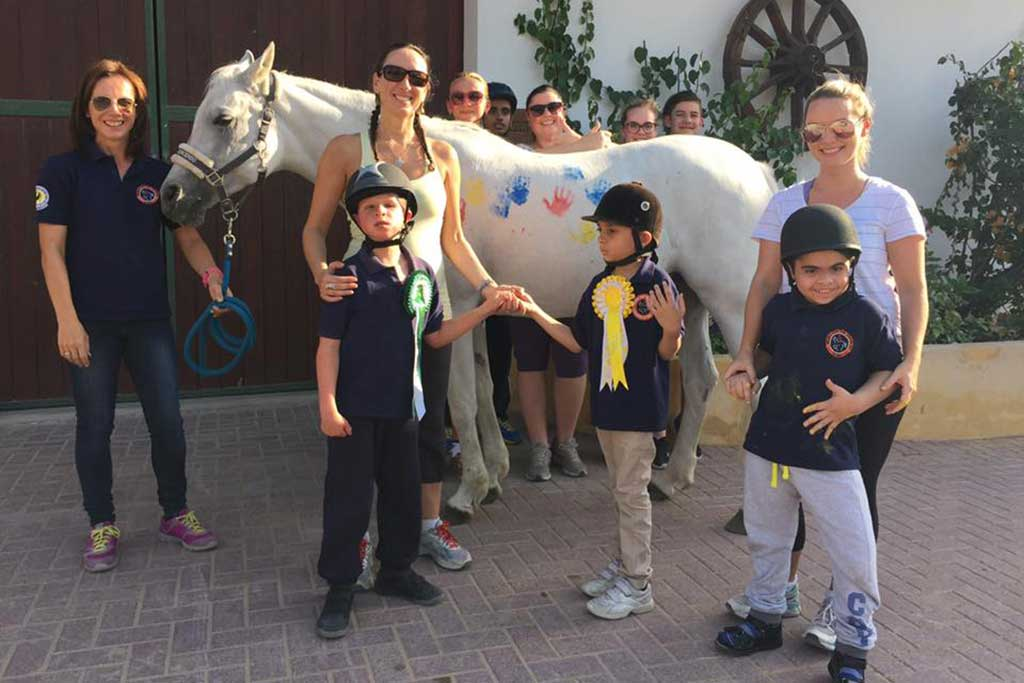 Riding For The Disabled Association Of Dubai 4