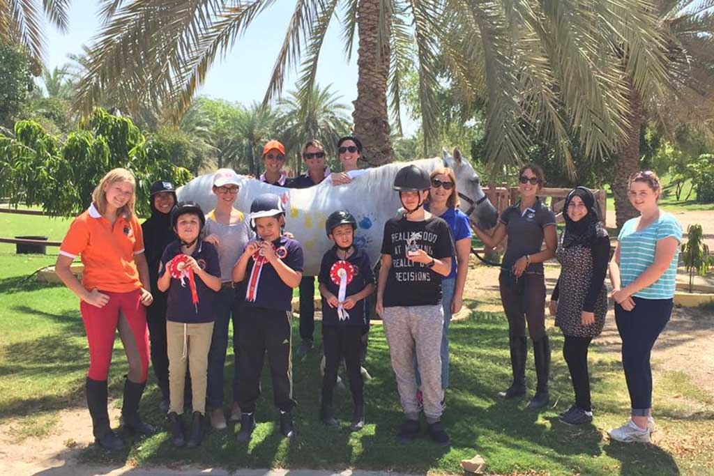 Riding For The Disabled Association Of Dubai 5