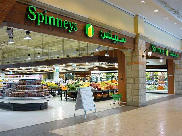Spinneys Store Front