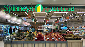 Celebrating 60 years of Spinneys